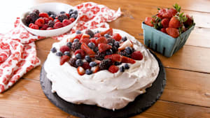 Perfect pavlova is easier to make than you'd think