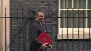 Cabinet arrives at Number 10