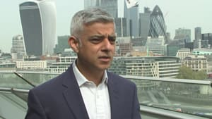 Sadiq Khan defends London's transport commissioner