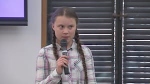 Greta Thunberg: 'Our future has been stolen'