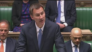 Jeremy Hunt makes statement on Sri Lanka attacks