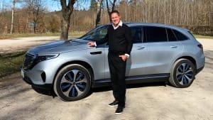 Gorden Wagener: Unterwegs mit dem Mercedes Design Chef