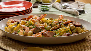 "The ultimate shrimp ""boil"""