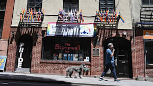 NYPD apologizes for role in 1969 Stonewall raid