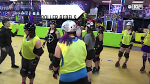 Long Island's first all-female roller derby league