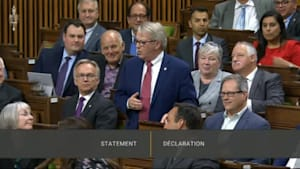 Liberal MP Rodger Cuzner Bids Farewell To House