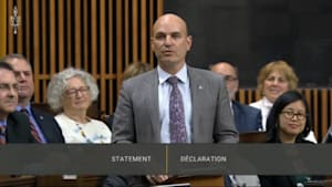 NDP MP Nathan Cullen Says Goodbye
