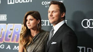 Chris Pratt and Katherine Schwarzenegger get married