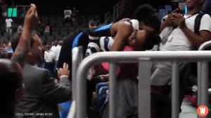 Dreams come true for WNBA 9-year-old superfan