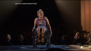 Ali Stroker becomes first actress who uses wheelchair to win Tony