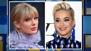 Taylor Swift and Katy Perry reportedly make peace