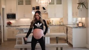 Amazing dance challenge to induce labor of triplets