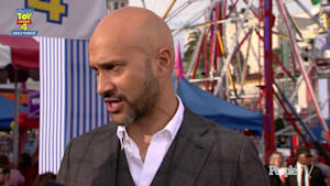 Keegan-Michael Key on his 'Toy Story '4 character