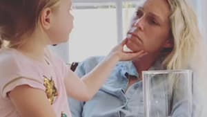 3-year-old blows people away with her comforting words of advice