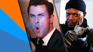 Weekend ticket: Shaft, Men in Black: International