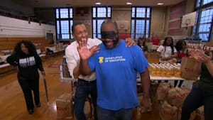 Philadelphia dad honored for his community work, live on 'GMA'