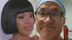 Dr. Terry Dubrow addresses Cardi B's complications