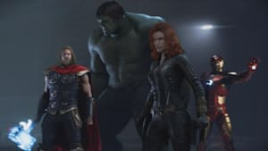 Get a sneak peek at Marvel's 'Avengers' video game