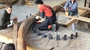 Wood bending is absolutely incredible