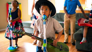 'Old Town Road' helped boy with autism find voice