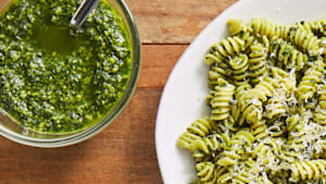 This easy pesto makes everything taste amazing