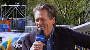 Kevin Bacon opens up about 'City on a Hill'