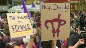 Frauenstreik: Eidgenossinnen reicht es