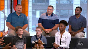 Inspiring stories from St. Jude Children's Research Hospital