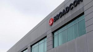 Trumps Handelskrieg trifft US-Hersteller Broadcom