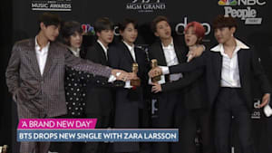 BTS drops new song featuring Zara Larsson