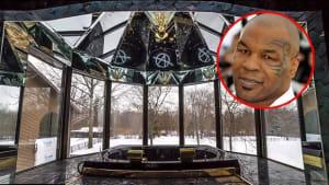 Gruselig: So sieht das ehemalige Herrenhaus von Mike Tyson heute aus