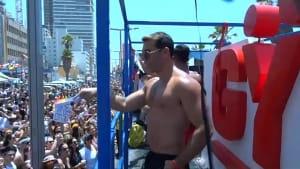250.000 bei Gay Pride in Tel Aviv