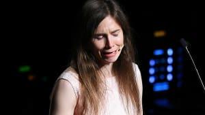 Strafjustiz-Festival: Amanda Knox zurück in Italien