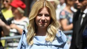 Neue Präsidentin Caputova in Bratislava vereidigt