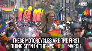 Sirens Motorcycle Club to lead Pride March in NYC