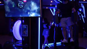 New VR arcade is the future of gaming