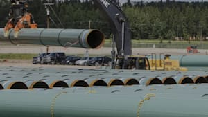 Federal Government Approves Trans Mountain Pipeline Project (Again)