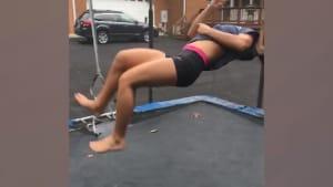 Exercise fails