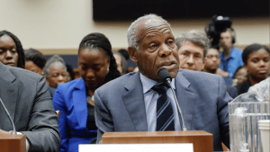 Danny Glover says reparations for slavery is a 'moral, democratic and economic imperative'