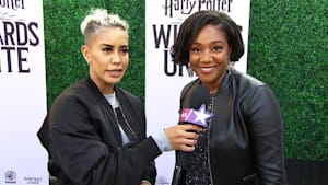 Tiffany Haddish dishes on new 'Harry Potter' game