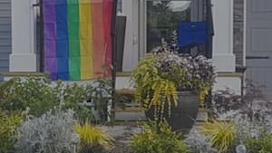 A Bylaw Officer Took Down A Pride Flag In B.C., Neighbours Put Up More