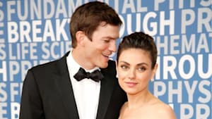 Mila Kunis and Ashton Kutcher slam split rumors
