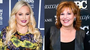 "Meghan McCain defends calling Joy Behar a ""bitch"""