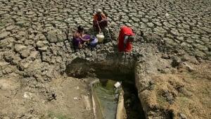 Wassermangel in Südindien