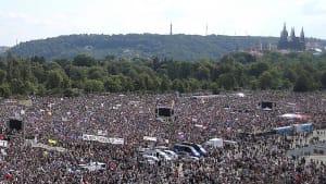 Prag: 250.000 gegen Babis