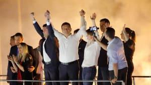 Istanbul: Hohe Erwartungen an neuen Bürgermeister Imamoglu