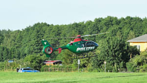 """Pilotenleiche bei Malchow geborgen: """"Schwerer Tag"""""""