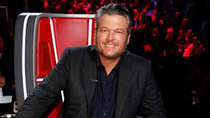 Blake Shelton isn't worried about 'The Voice'