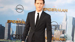 Tom Holland rettete einen Fan!