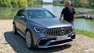 Mercedes-AMG GLC 63 4MATIC+ - Top Version GLC Facelift